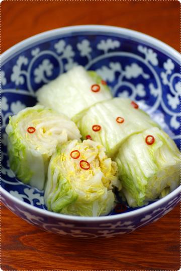 白菜 漬物